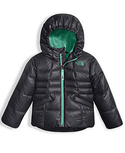 The North Face Little Girls' Moondoggy 2.0 Down Hoodie (Sizes 4 – 6X) - CookiesKids.com