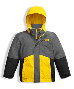 The North Face Little Boys' Toddler Boundary Triclimate Jacket (Sizes 2T – 4T) - CookiesKids.com