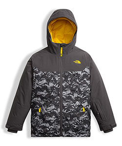 The North Face Big Boys' Brayden Insulated Jacket (Sizes 8 – 20) - CookiesKids.com