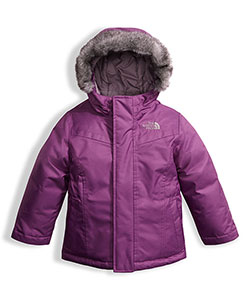 The North Face Little Girls' Toddler Greenland Down Jacket (Sizes 2T – 4T) - CookiesKids.com
