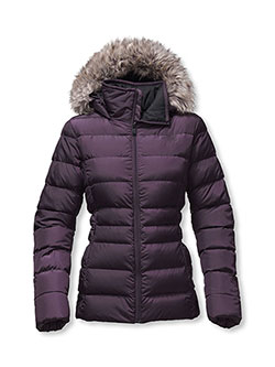 The North Face Youth Girls' Gotham Jacket (Sizes S – XL) - CookiesKids.com