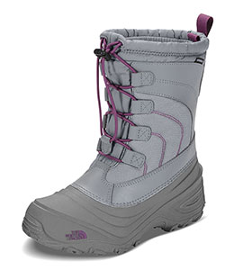 The North Face Girls' Alpenglow IV Winter Boot (Toddler Sizes 10 – 12) - CookiesKids.com