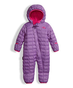 The North Face Baby Girls' Thermoball Bunting - CookiesKids.com
