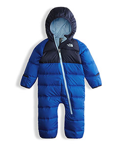 The North Face Baby Boys' Lil' Snuggler Down Bunting - CookiesKids.com