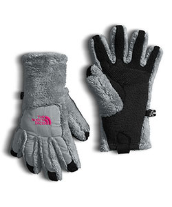 The North Face Girls' Denali Thermal Etip Glove (Sizes S – L) - CookiesKids.com