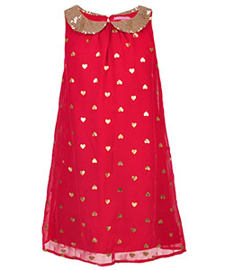 Kidtopia Big Girls' Dress (Sizes 7 – 16) - CookiesKids.com