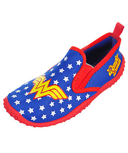 Wonder Woman Girls' Water Shoes (Sizes 7 – 1) - CookiesKids.com
