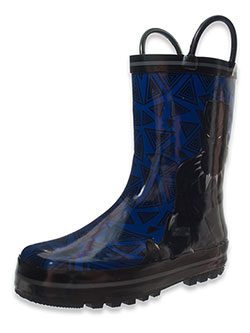 Marvel Avengers Boys' Tribal King Rain Boots by Avengers in Blue
