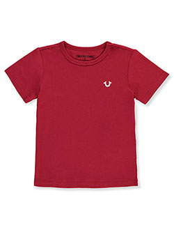 Baby Boys' Logo T-Shirt by True Religion in True red