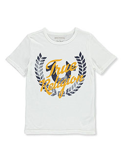 Boys' Graphic T-Shirt by True Religion in White