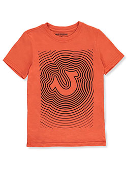 Boys' Graphic T-Shirt by True Religion in Orange