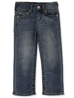 Boys' Jeans by True Religion in Blue grease, Boys Fashion