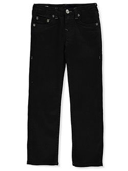 Boys' Jeans by True Religion in Black, Sizes 8-20