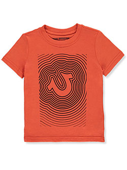 Boys' Graphic T-Shirt by True Religion in Orange, Sizes 4-7