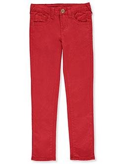 Girls' Skinny Jeans by True Religion in Bright red, Girls Fashion
