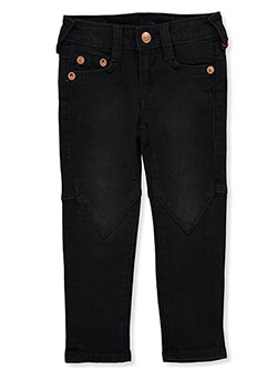 Girls' Skinny Jeans by True Religion in Black/white, Girls Fashion