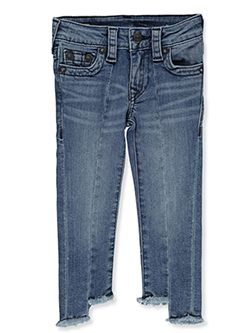 Girls' Seam Accent Skinny Jeans by True Religion
