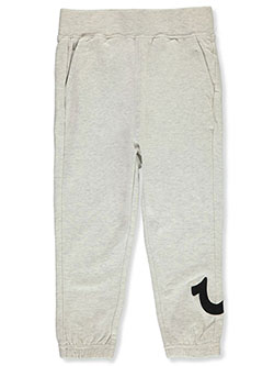 Girls' Joggers by True Religion in White