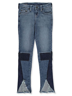 Girls' Patchwork Flare Jeans by True Religion