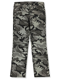 Boys' Jeans by True Religion in Green camo, Boys Fashion