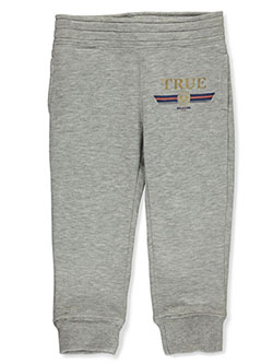 Girls' Joggers by True Religion in Heather gray, Girls Fashion