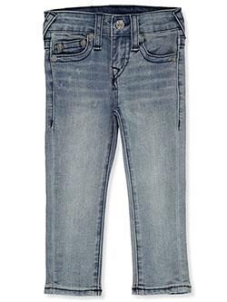 Nursery Rhyme Baby Boys Jeans