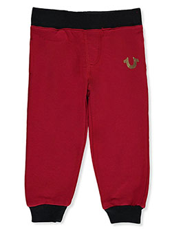 Boys' Joggers by True Religion in Red