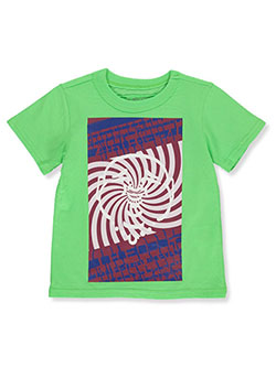 Boys' Graphic T-Shirt by True Religion in Green, Boys Fashion