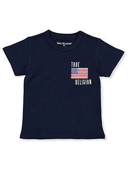 Boys' Graphic T-Shirt by True Religion in Navy, Boys Fashion