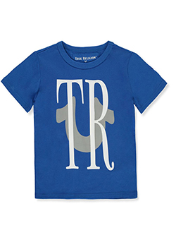 Boys' Graphic T-Shirt by True Religion in Royal blue