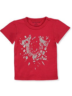 Boys' Graphic T-Shirt by True Religion in Red