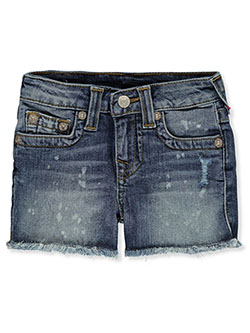 Girls' Denim Short Shorts by True Religion, Girls Fashion