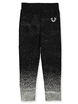 Girls' Joggers by True Religion in Black