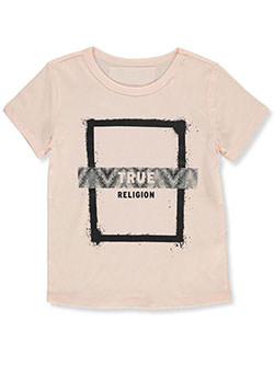 Girls' Graphic T-Shirt by True Religion, Girls Fashion