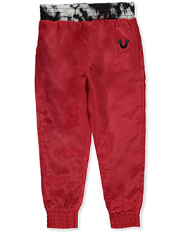 Girls' Joggers by True Religion in Ruby, Girls Fashion