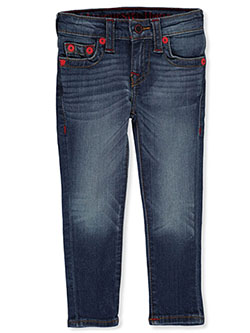 Manchester United Skinny Jeans by True Religion, Girls Fashion