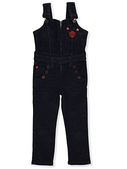 Girls' Manchester United Overalls by True Religion, Girls Fashion