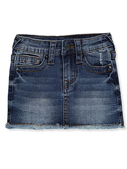Girls' Denim Skirt by True Religion, Girls Fashion