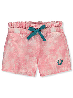 Girls' Knit Shorts by True Religion, Girls Fashion
