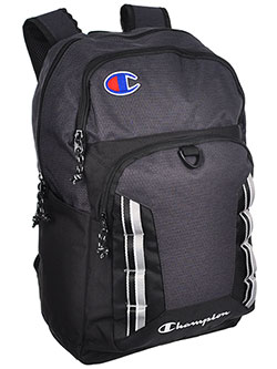 "Expedition 19.5"" Backpack by Champion in black, black/red and blue/navy"