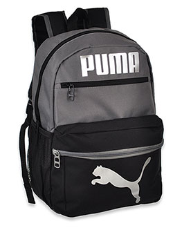 "Meridian 3.0 16"" Backpack by Puma in Black/gray"