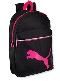Backpack by Puma in Black/pink