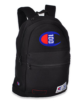 "100 YR 18"" Backpack by Champion in Black"