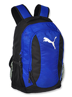 "Evuivalence 19"" Backpack by Puma in Black/blue"