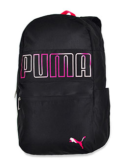 Girls' Classic Backpack by Puma in White