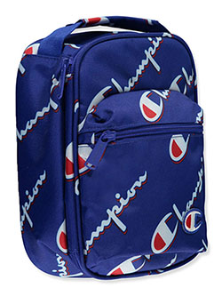 Super Size Lunchbox by Champion in Blue