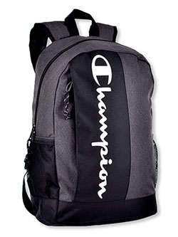 Franchise Backpack by Champion in Gray/black