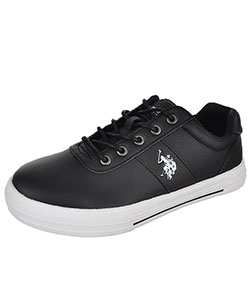 U.S. Polo Assn. Boys' Helm Sneakers (Youth Sizes 13 – 6) - CookiesKids.com