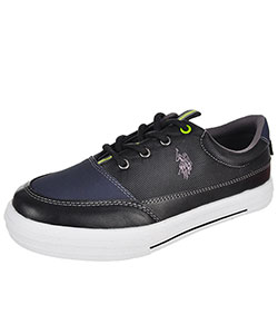 U.S. Polo Assn. Boys' Tim Sneakers (Youth Sizes 13 – 6) - CookiesKids.com