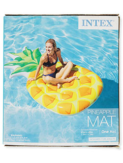 Pineapple Mat Inflatable Pool Float by Intex